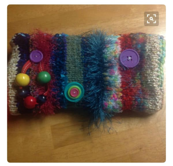 Twiddlemuffs at Tactile
