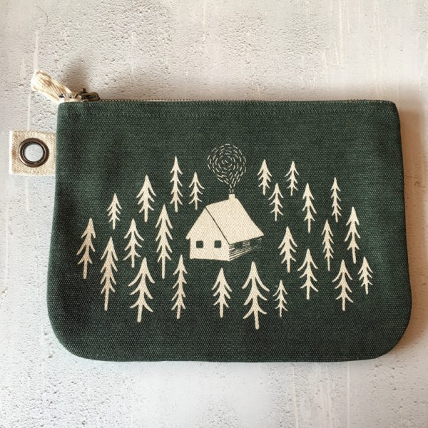 Forest purse