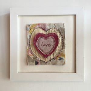 'Love' frame