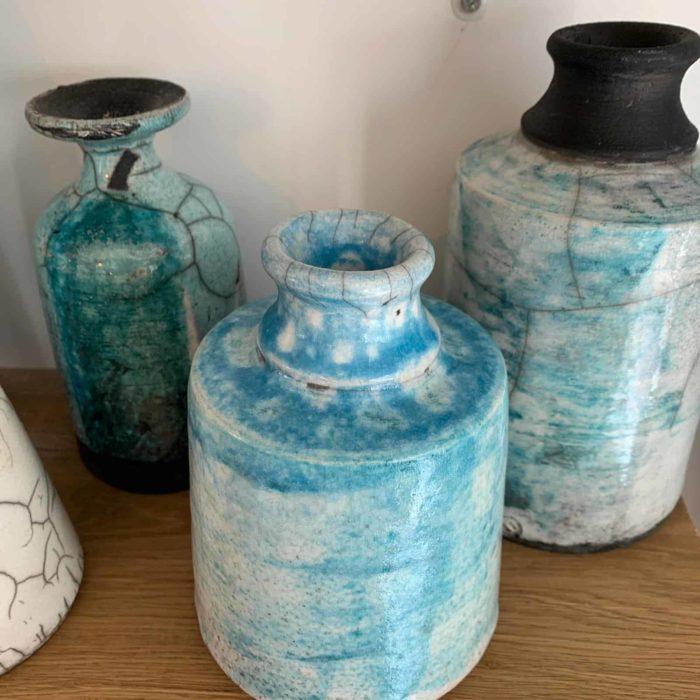 Raku pottery workshop
